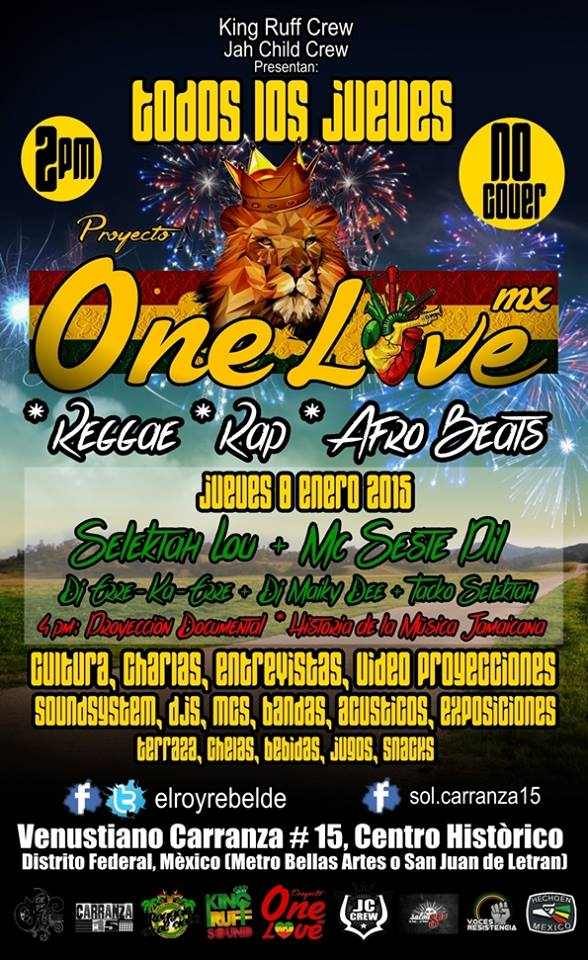 proyecto one love