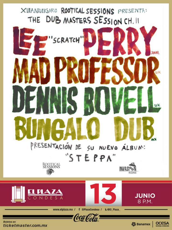 lee perry en mexico