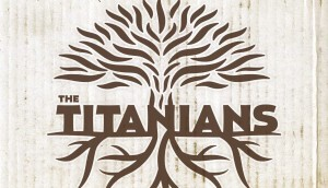 The Titanians - portada