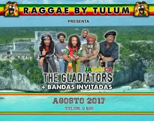 The Gladiators en Tulum