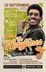 the maytones