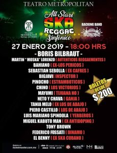 reggae all star